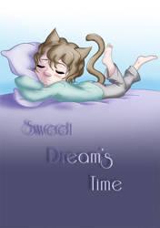 Sweet dreams (colors and shadings) by Naruokami