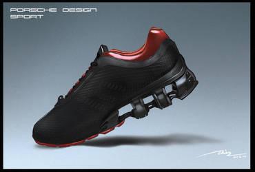 My baby: Adidas Porsche Design by thiennh2