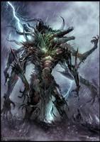 Hardmix Creature by thiennh2