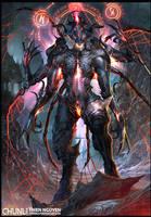 Dark Spider Lord by thiennh2