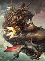Noah's Ark by thiennh2