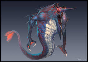 Creature #2 by thiennh2