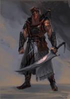 Arabian warrior by thiennh2