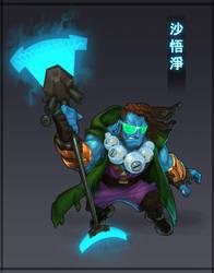 Sha Wujing by thiennh2