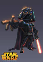 Lord Vader by thiennh2