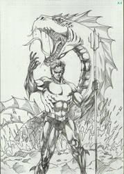 Aquaman by EroelMj