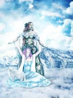 Let it Snow by Elysium-Arts