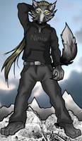 Wolface by Elysium-Arts