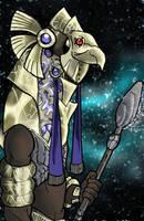 Horus colour by Elysium-Arts