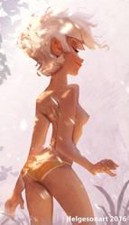 Summerbreeze by kaktuzlime