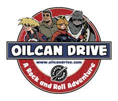 OCD London2013 Vinyl Sticker Design by OilCanDrive
