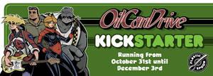 OilCan Drive Kickstarter Campaign by OilCanDrive
