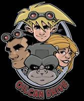 OilCan Drive T-Shirt Art - Regular by OilCanDrive