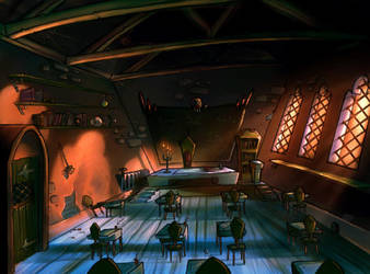 Classroom by rmalbon
