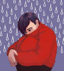 Sad Sam by doodle-e