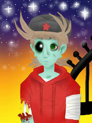 Zombeh Tord  by MonsterCat05