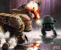 Battletech - Critical Hit by SteamPoweredMikeJ
