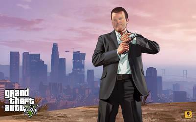 Grand Theft Jeffery by universetwisters