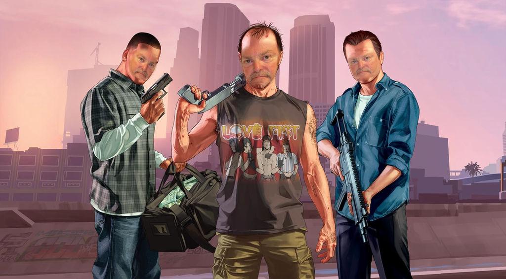 Grand Theft Jeffery 2 by universetwisters