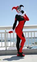 Harley Quinn by lovebirdcosplays