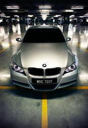 BMW 320i by dlt2