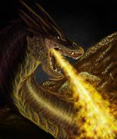 Im Fire, Im Death by Efirende