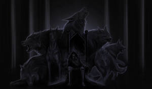 Throne Of Shadow by Efirende