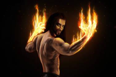 Fireborn by Efirende