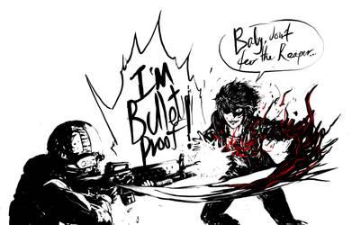 Bulletproof by ViolentQuiche