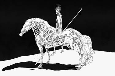 Dead Horse by ViolentQuiche