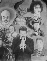 The Legend of Tim Curry (with signature) by DisneyFan-01