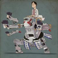 Electric Honda by NIW