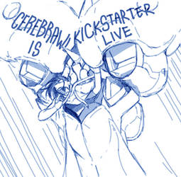 Cerebrawl Kickstarter: Rowan Terry by NIW