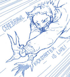 Cerebrawl Kickstarter: V-Draken by NIW