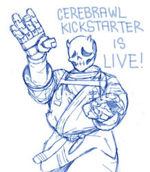 Cerebrawl Kickstarter: Mass Taisan by NIW