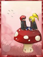SasoDei: fungus happy, un by nennisita1234