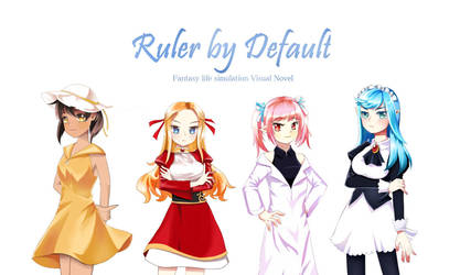 Ruler by Default: Fantasy Life Simulation VN by Pistachii