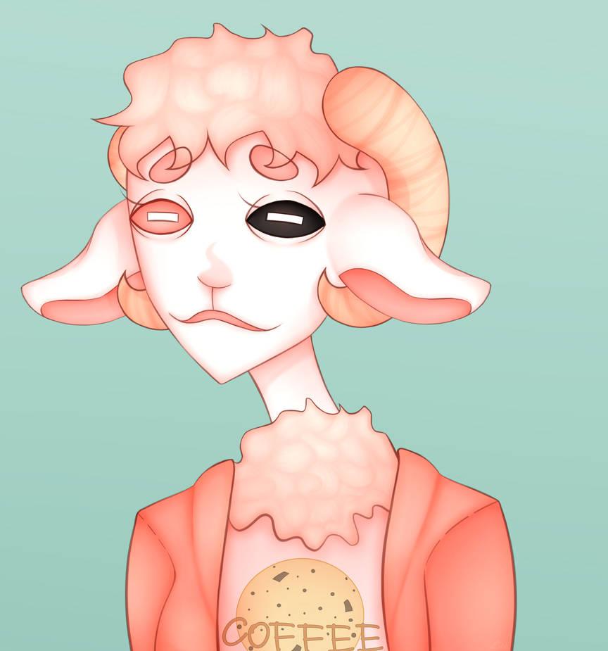 beep beep im a sheep by LiseThePessimist