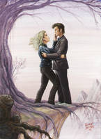 The Doctor and Rose Reunion by DarkAngelDTB