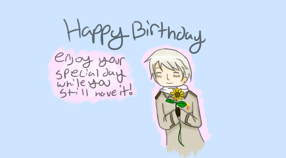 Hetalia Birthday Card Russia By Click On Minecraft