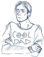 COOL DAD B^) by boniae