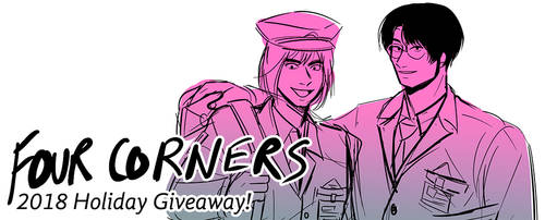 Four Corners 2018 Holiday Giveaway by boniae