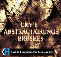 Cky's Abstract Brushes by CkyGFX