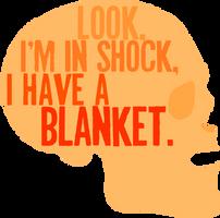 I have a blanket by morwenvaidt