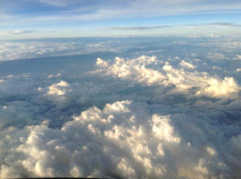 Clouds - From Above by hjp766