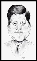 JFK by peanutpancakes