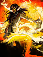 Flames by Varethane