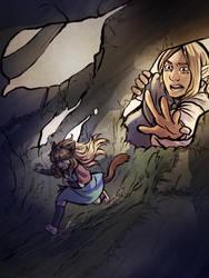 Fleeing by Varethane