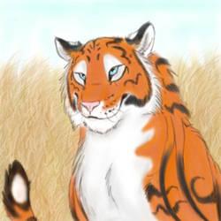 Tigress by Hybrid-Sneo