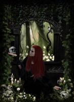 Her Secret Garden by lmelton2003